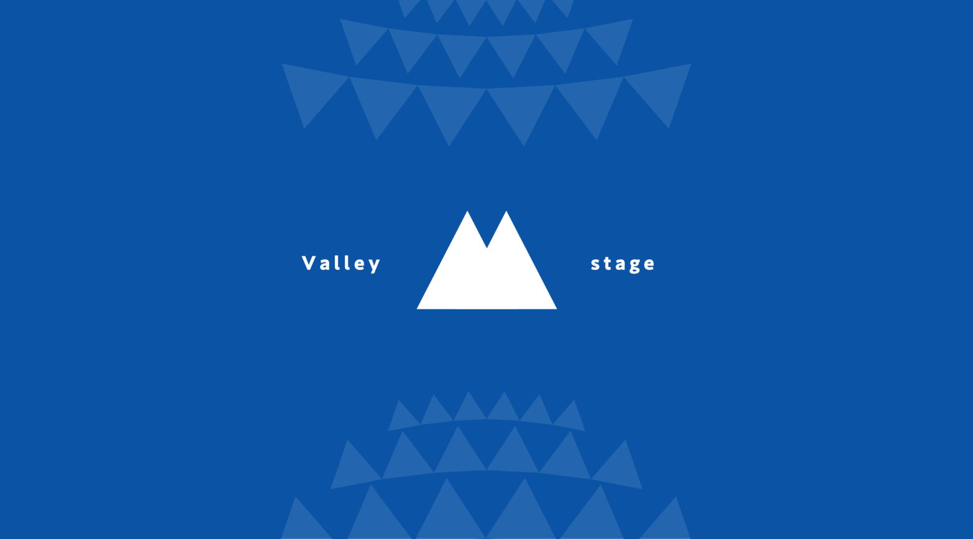 渓谷ステージを表すアイキャッチ画像