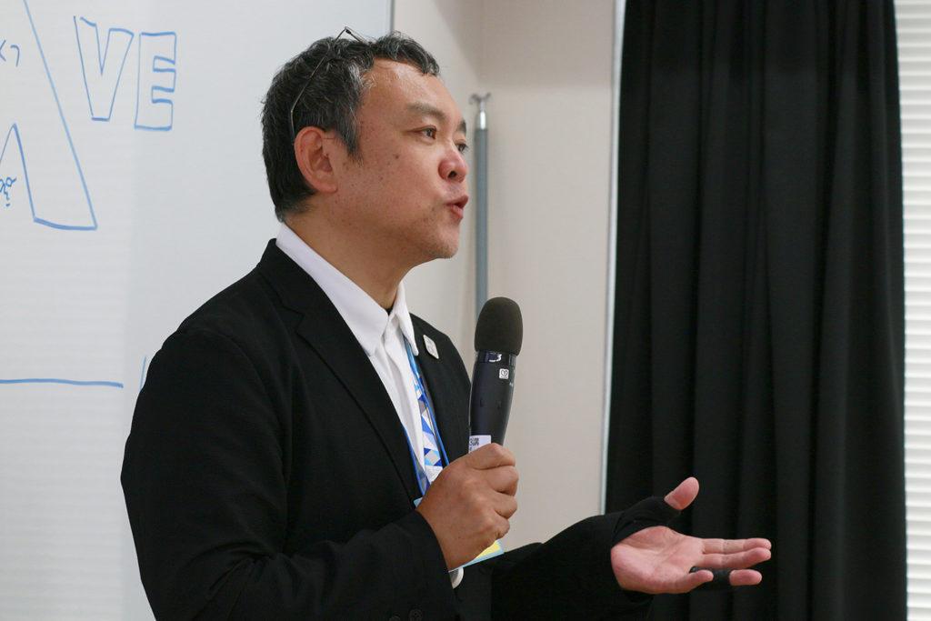 写真:株式会社モリサワ、仁田野様2